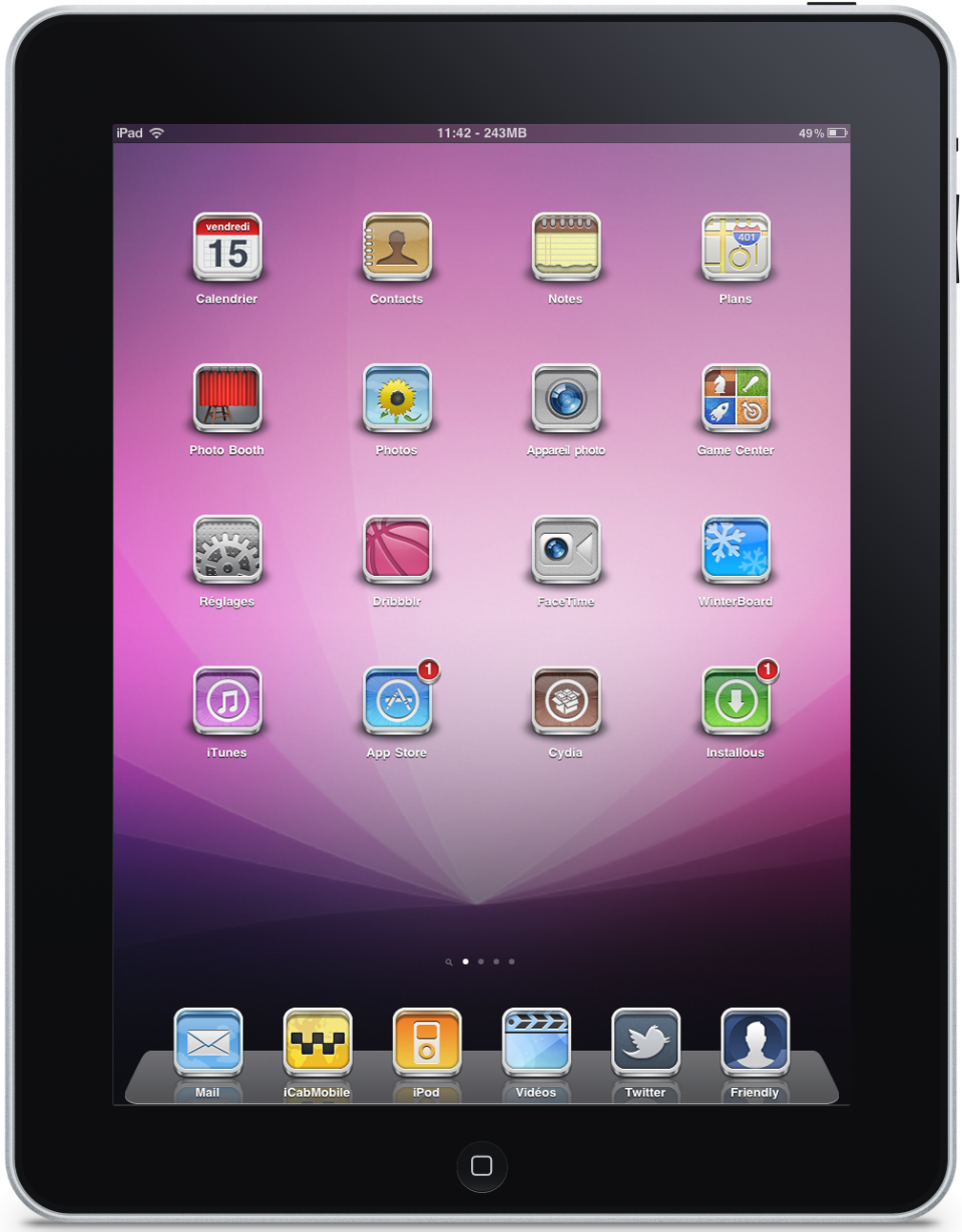 iPad Setup by Kayz-R on DeviantArt