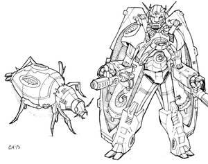 Day 13 Transformer Bug