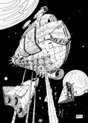 Day 23 Space Pirates