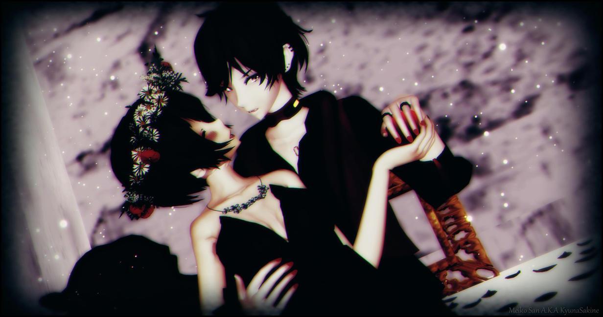 Request 07 - Bad Apple - Meiko x Meito by KainaYuSakine