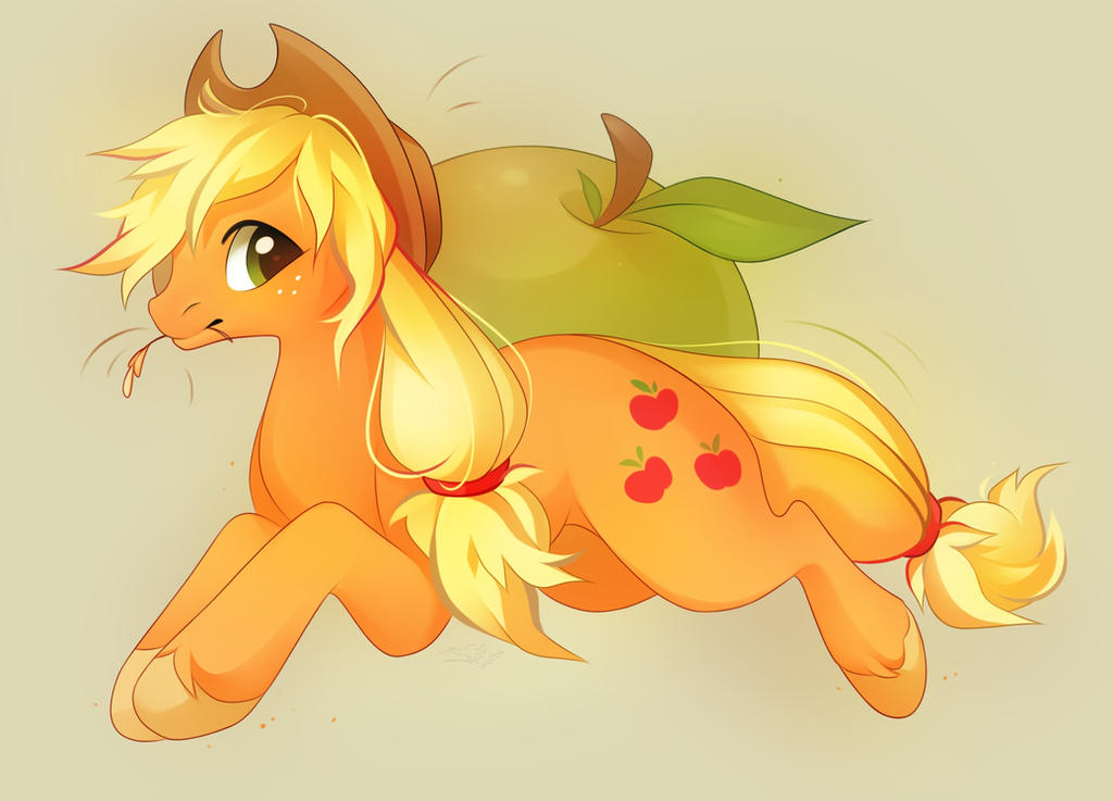 Apple Jack by RiaWolf15