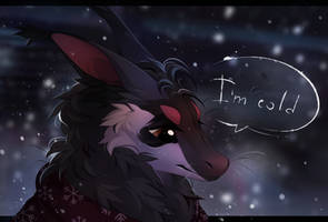 I'm cold by RiaWolf15