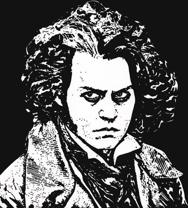 Sweeney Todd.. by ladyjart