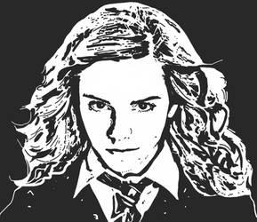 Hermione Granger.. by ladyjart