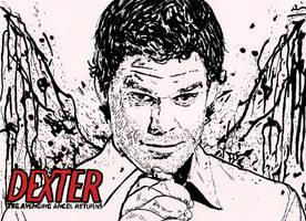 Dexter.. by ladyjart