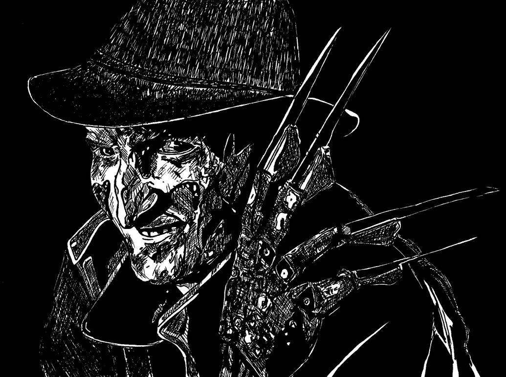 Freddy Krueger by ladyjart