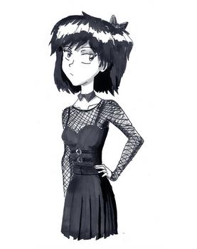 Goth asuka 2