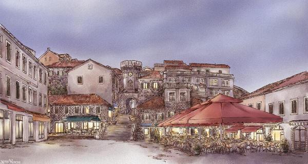 Herceg Novi by midoriharada