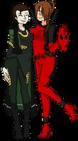 Loki Cosplay Collab