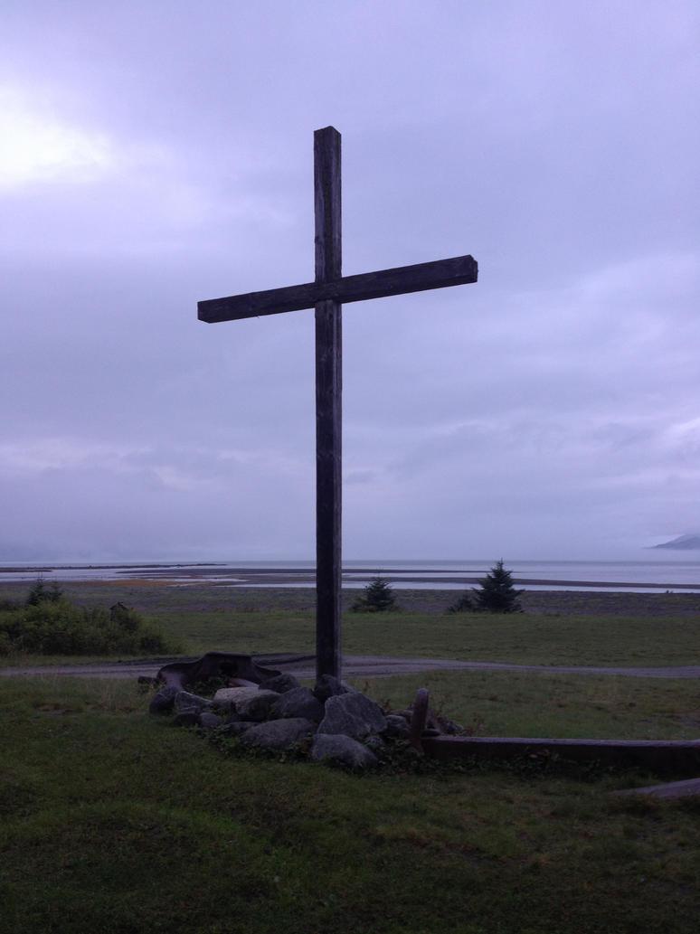Echo Ranch Cross by LittleBitOfAlaska