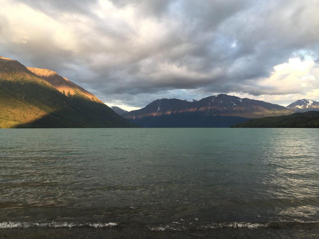 Cooper Landing, AK by LittleBitOfAlaska