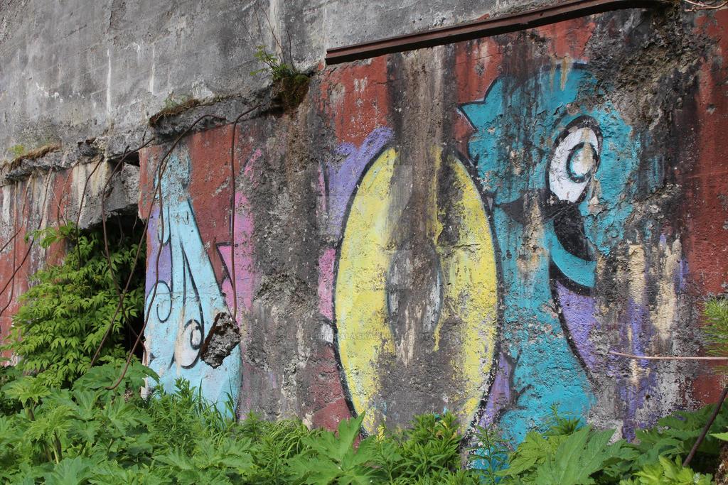 Graffiti Found In Downtown Juneau AK by LittleBitOfAlaska