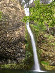 Corbett Waterfall  by Ninjagofan0666