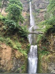 Another waterfall  by Ninjagofan0666