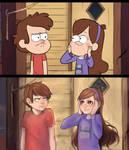 Gravity Falls redraw