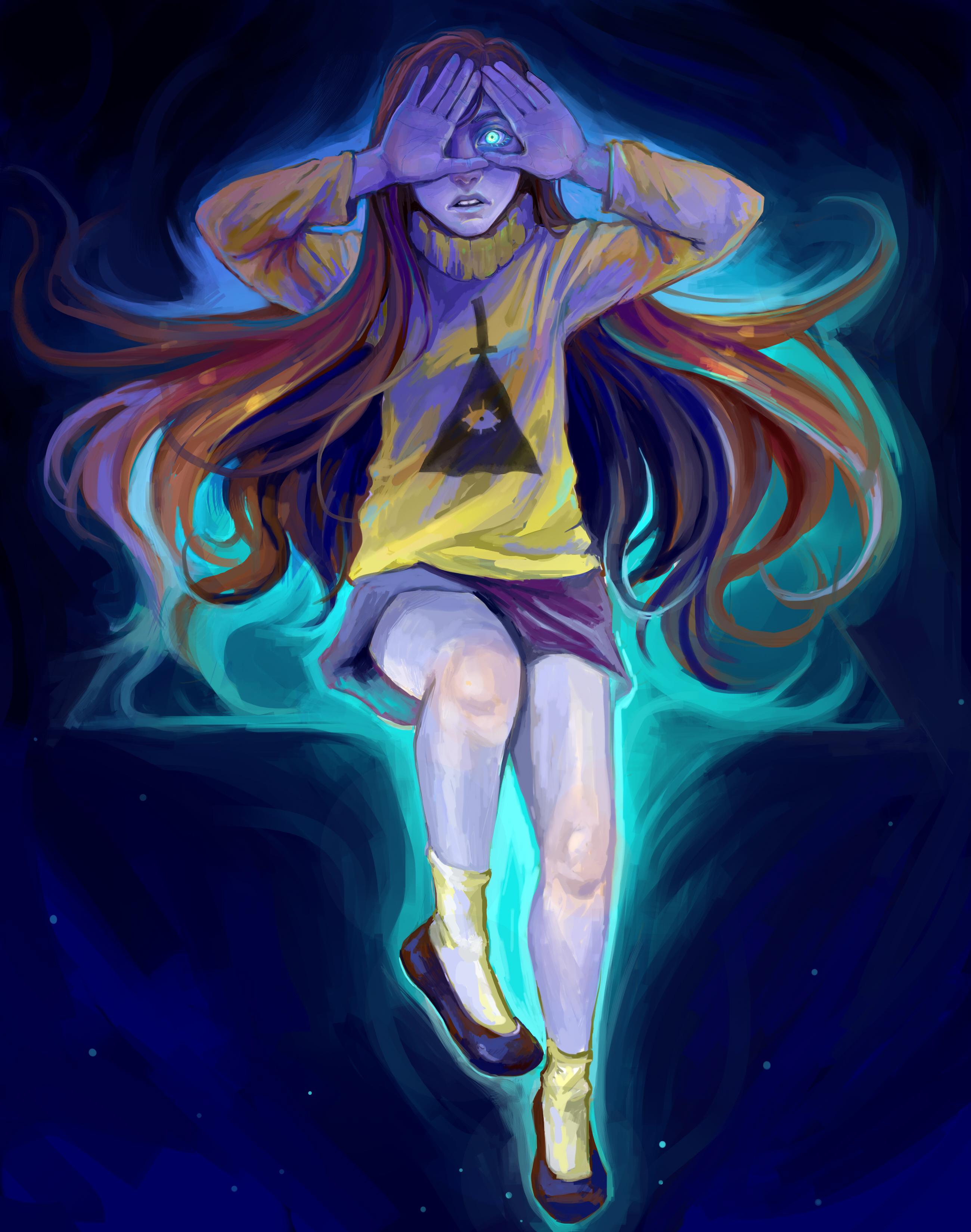 Mabel..? by Zapekanka