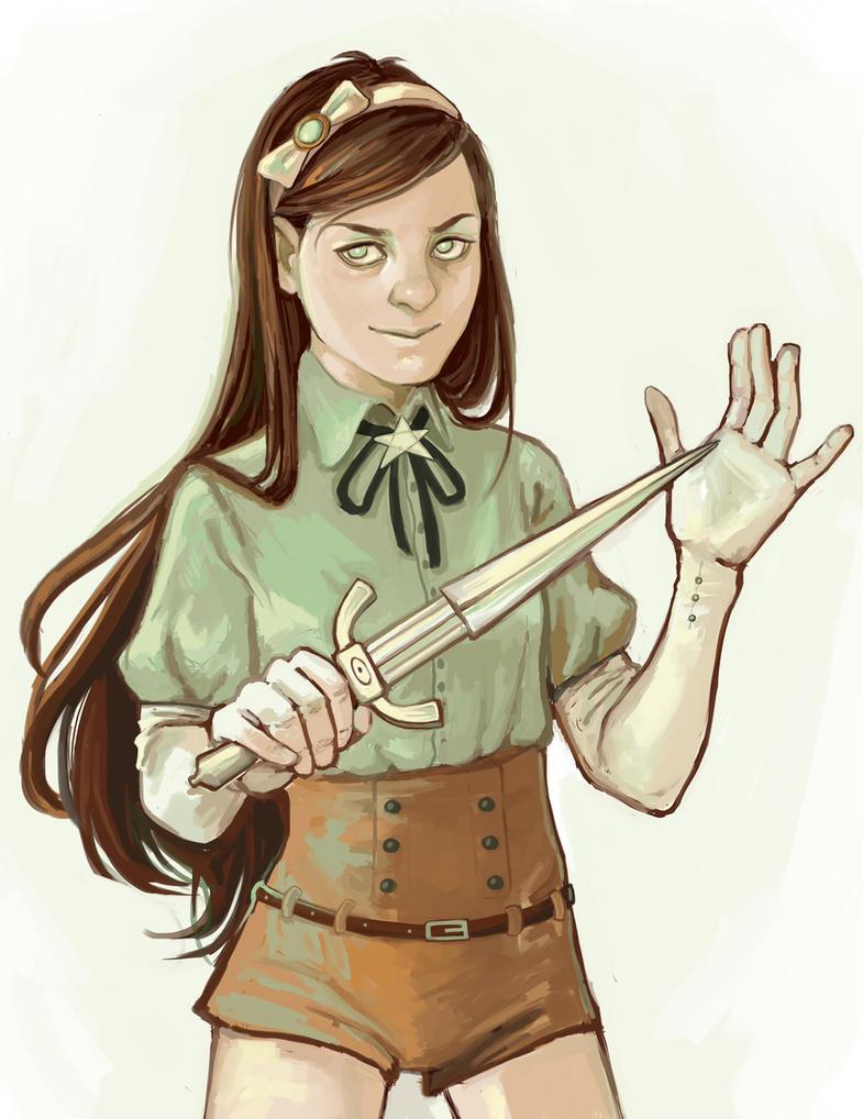 Reverse Mabel by Zapekanka