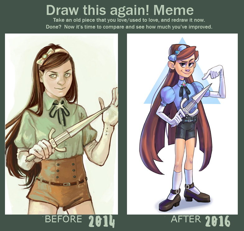 2014 vs2016 by Zapekanka