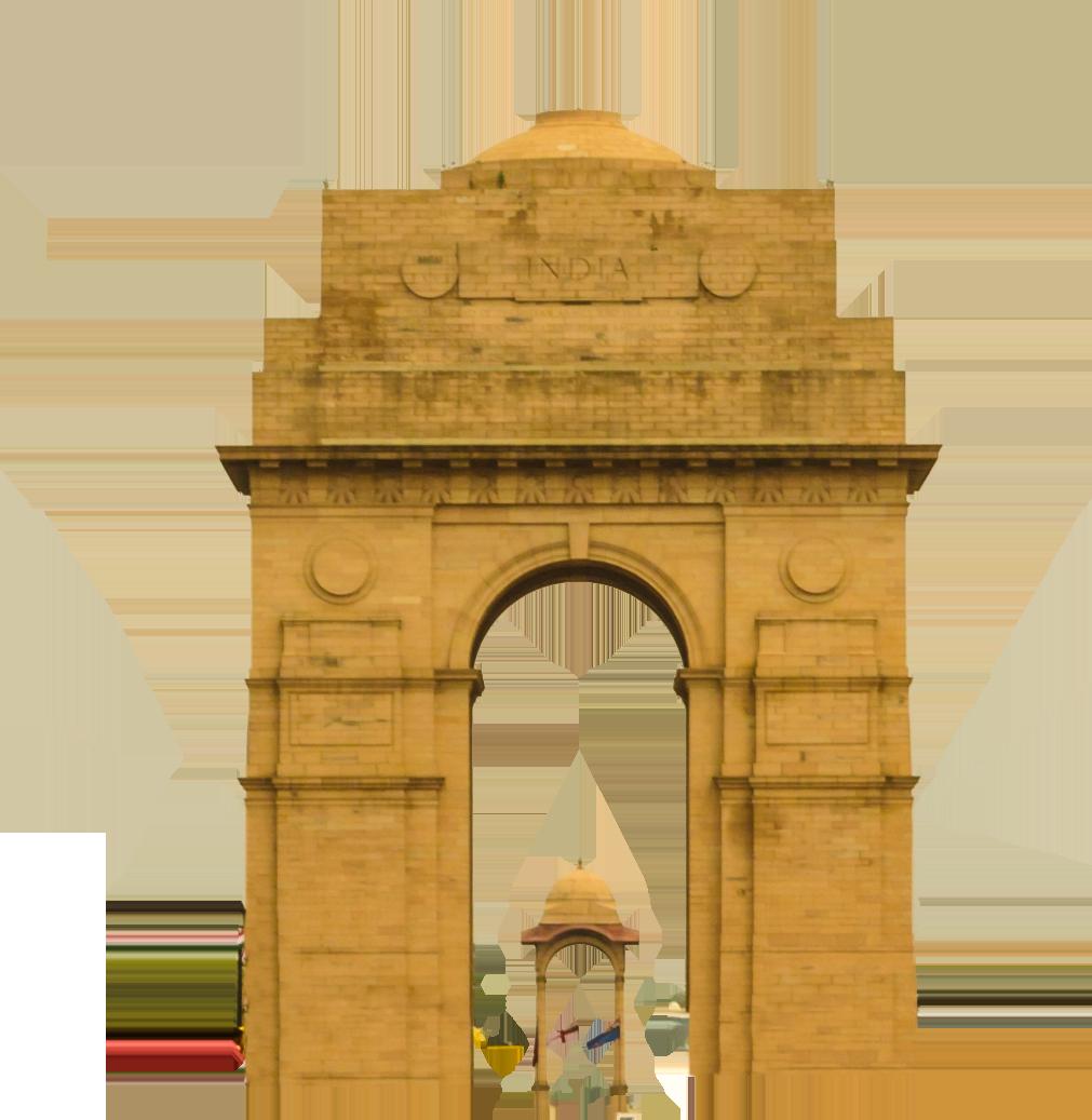 India-gate by vardhanharsh