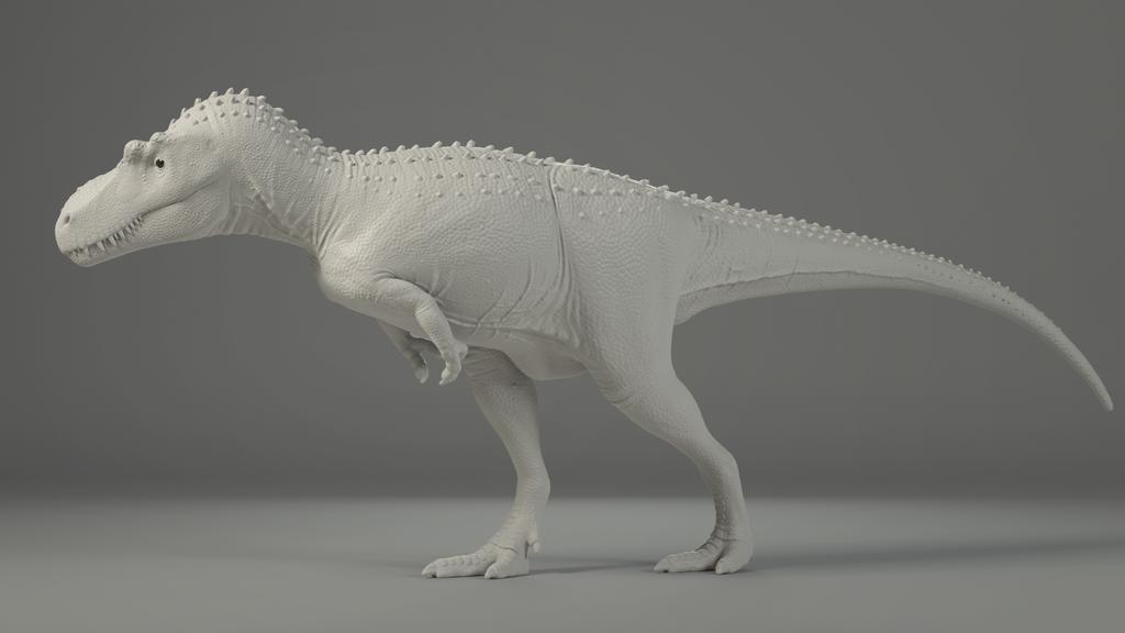 Daspletosaurus by clanaghan