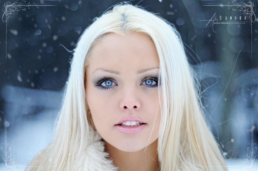 Ice Blue Eyes by StridsbergIce Blue Eyes Tumblr