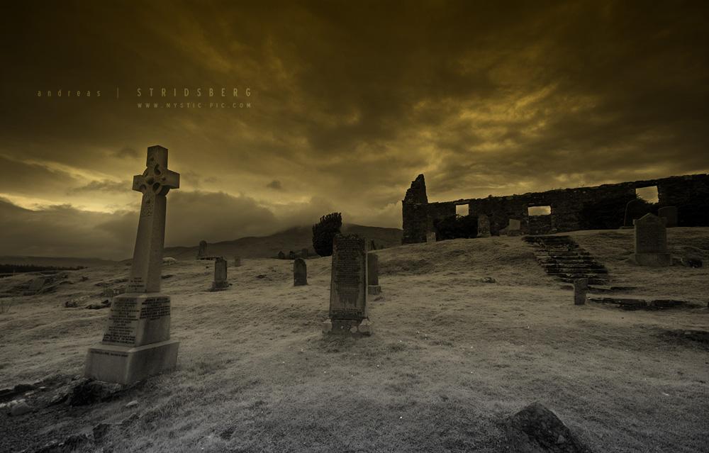 Graveyard by Stridsberg