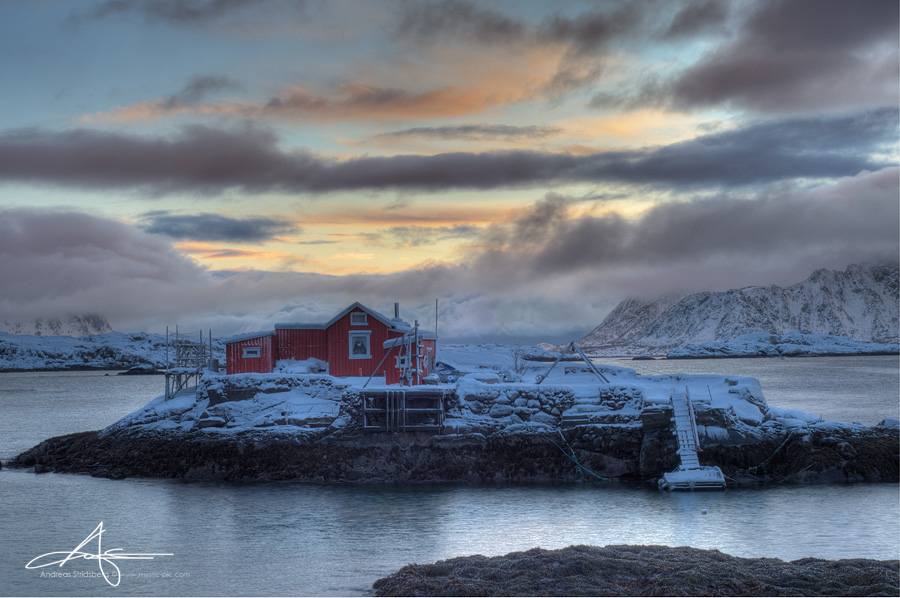 Lofoten Today - 1 by Stridsberg
