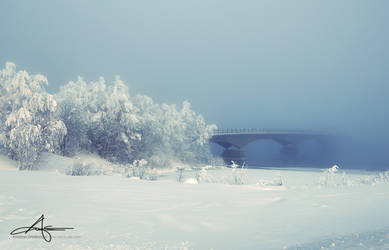 Bridge to Nowhere by Stridsberg