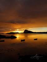 Golden Bay by Stridsberg