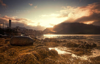 Lofoten Islands - 001 by Stridsberg