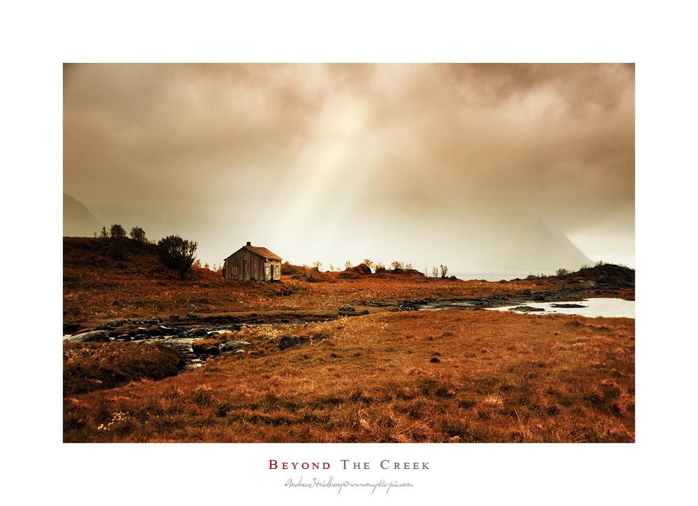 Beyond the Creek by Stridsberg