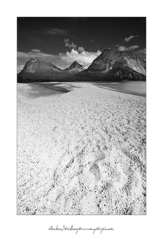 White Sands by Stridsberg