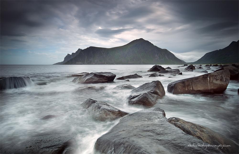 Scandinavian Shores by Stridsberg