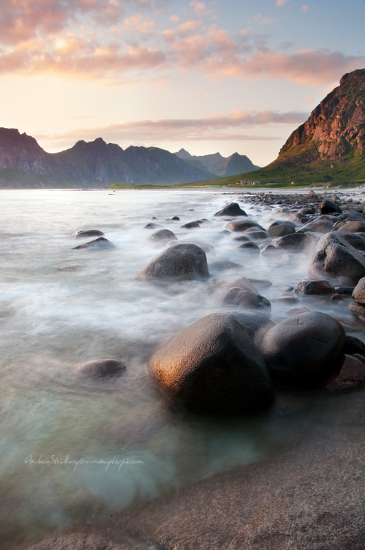 Scandinavian Shores - Part II by Stridsberg