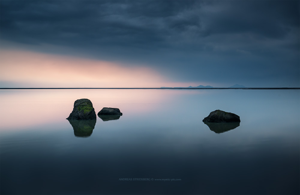 Icelandic Serenity by Stridsberg