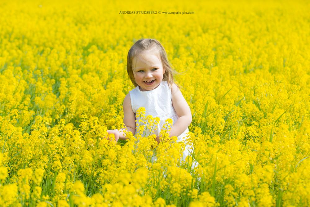 My flower-princess by Stridsberg