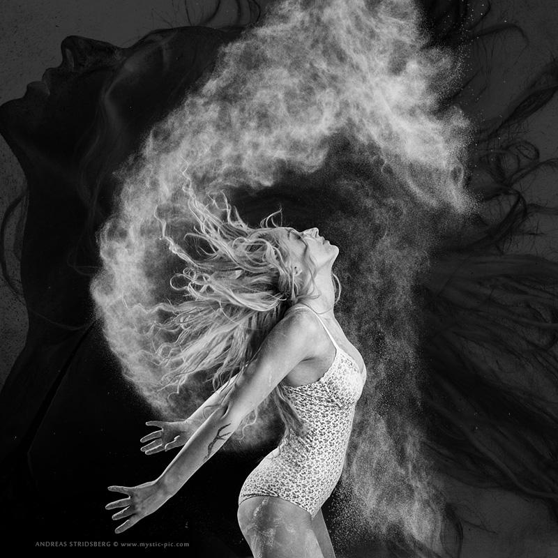Flour Girl by Stridsberg