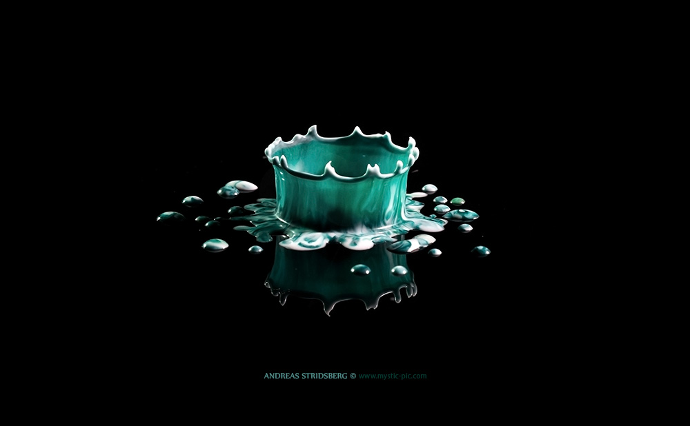 Green Crown by Stridsberg