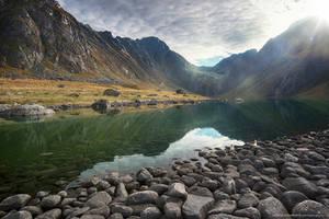 Lake at Eggum