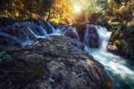 Croatian Waterfall