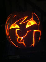 My Totally Awesome Pumpkin by NarcissusTattoos