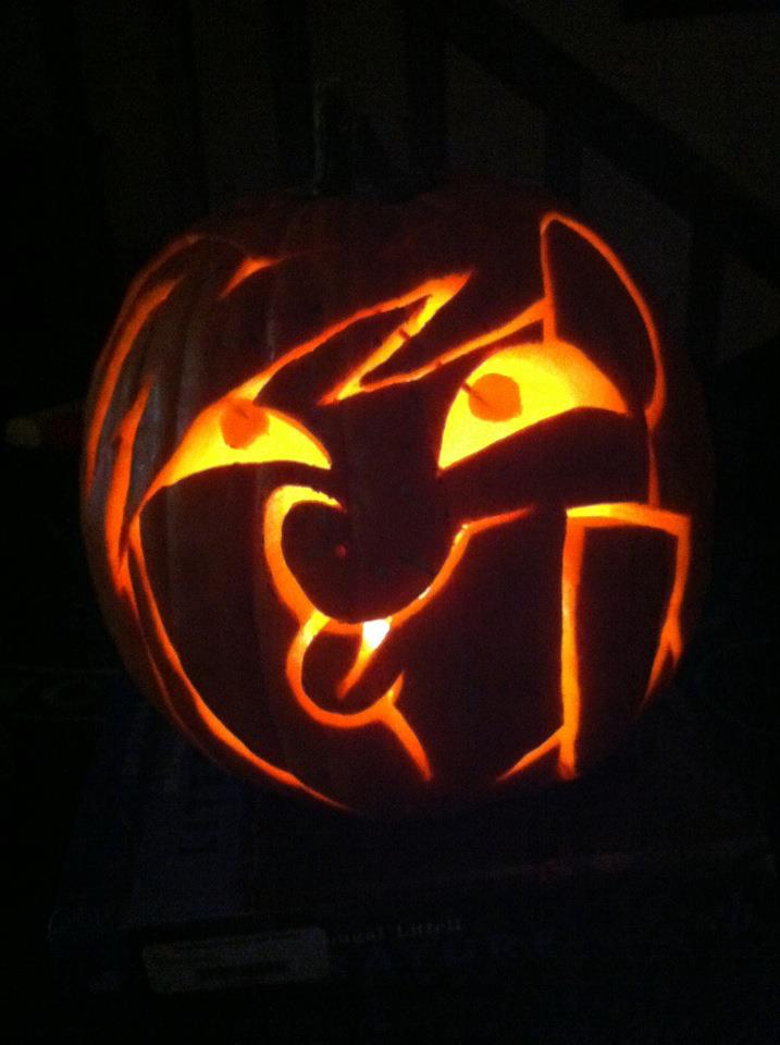 My totally awesome pumpkin by narcissustattoos on deviantart Awesome pumpkin drawings