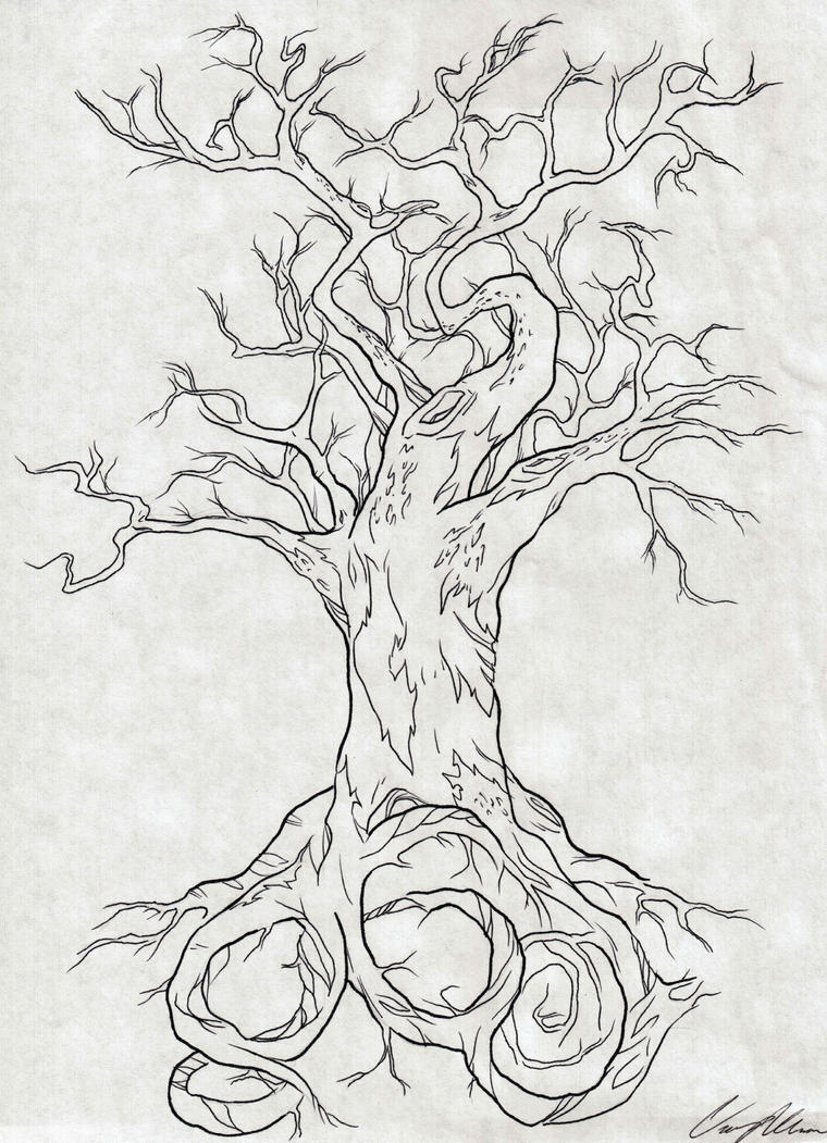 dda03a1a91922 2020 Other | Images: Family Tree Drawing Tattoo