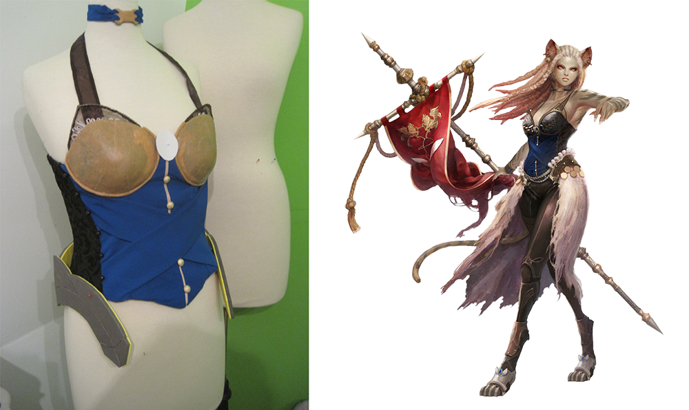Archeage Firran Cosplay WIP by lncolore