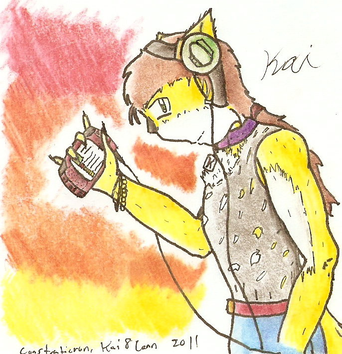 Constraticron's Profile Picture