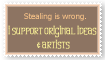 Anti-Stealing Stamp by bettenoir87