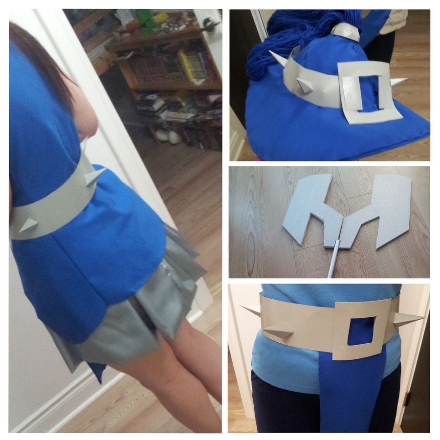 Veigar Cosplay  In the Making  by CocoChocoVeigar Lol Cosplay