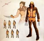 Wolverine Redesign