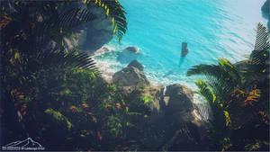 Coastal by 3DLandscapeArtist