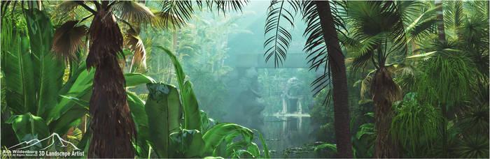 Jungle Pond prt. 1